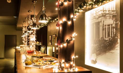 christmas party venues in San Francisco | Peerspace