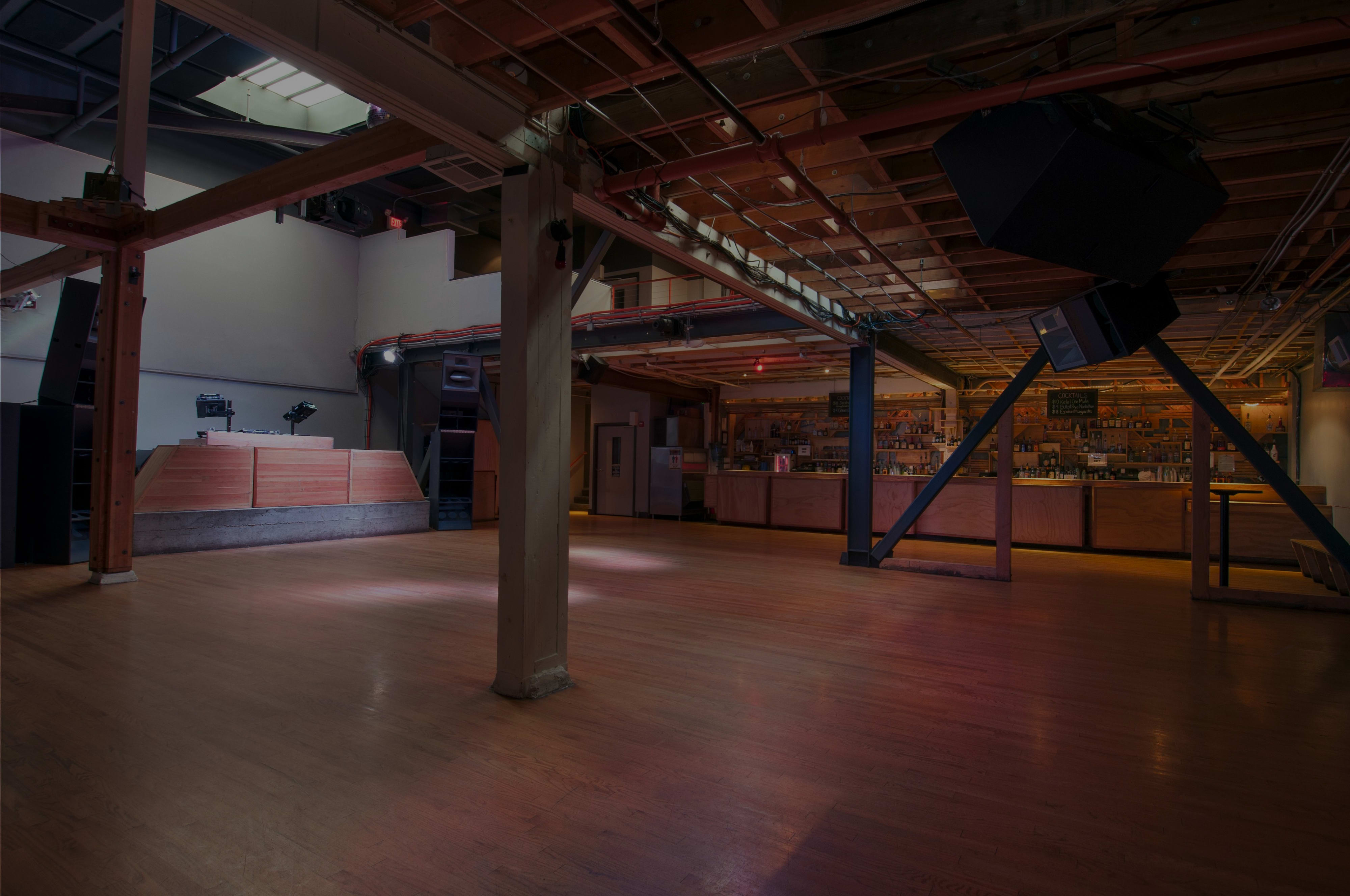 Unique dance party venues for rent Seattle WA Peerspace