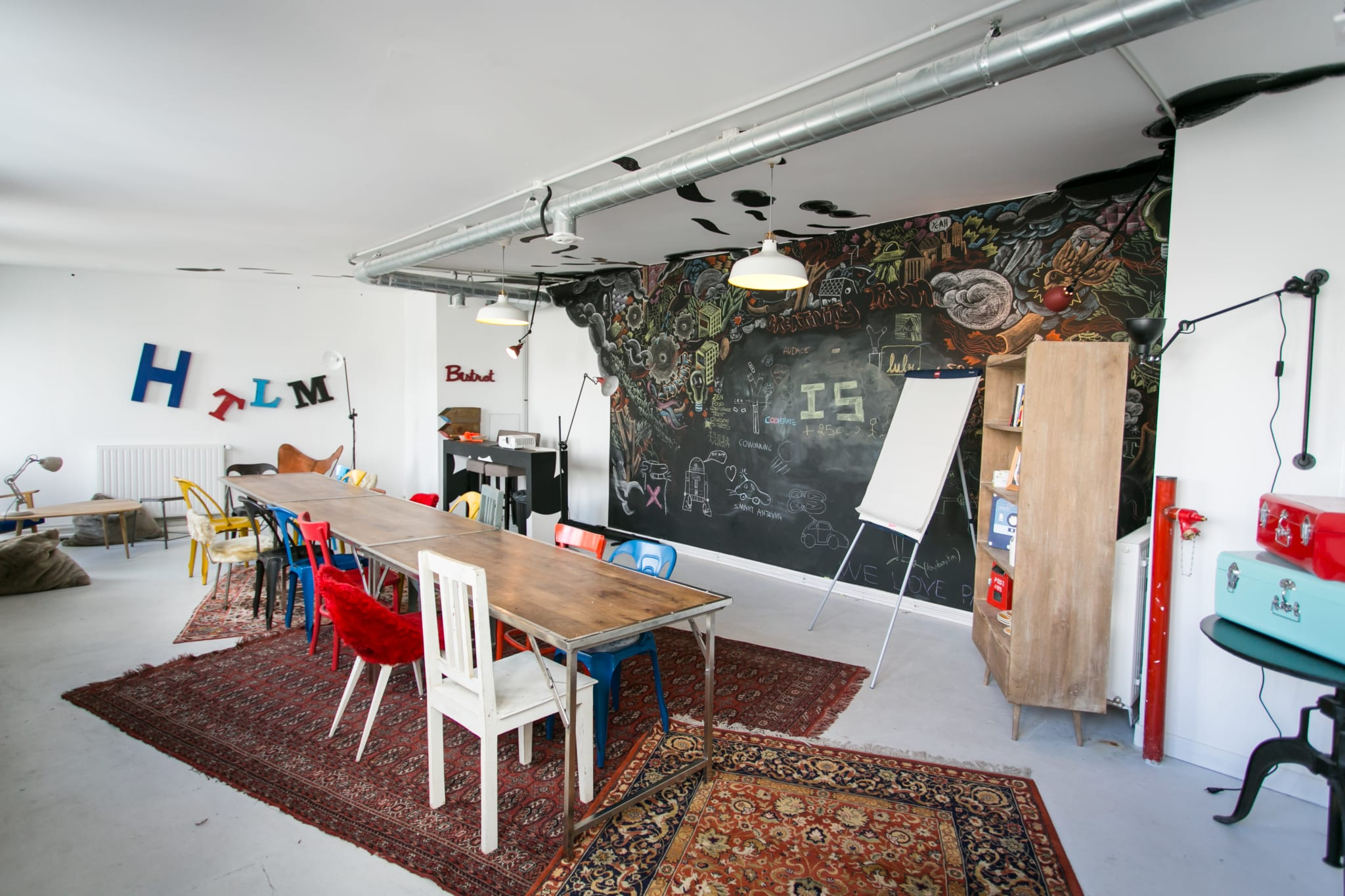 Creative Meeting Spaces in San Jose, CA