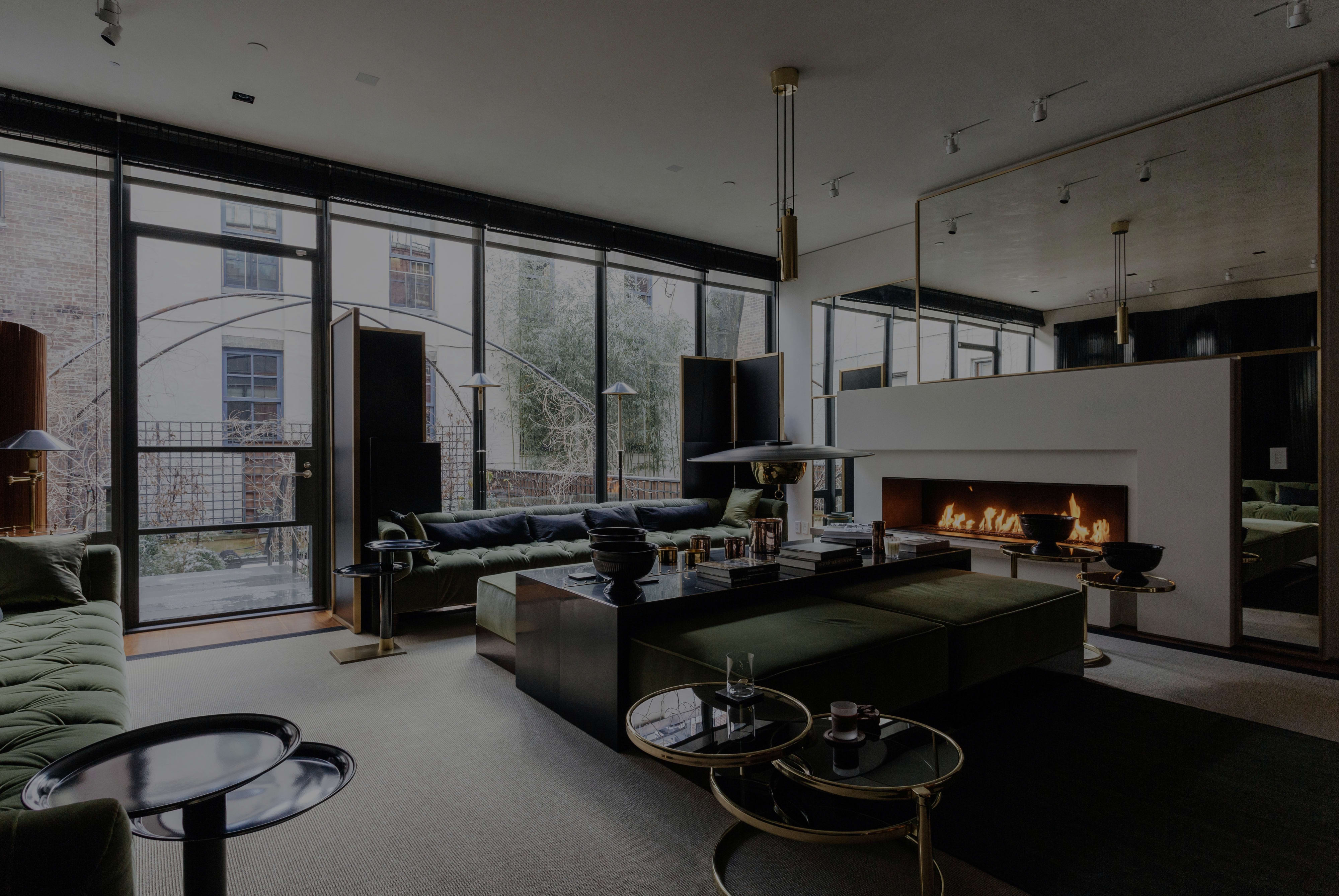 Rent A Space With A Fireplace In New York, NY