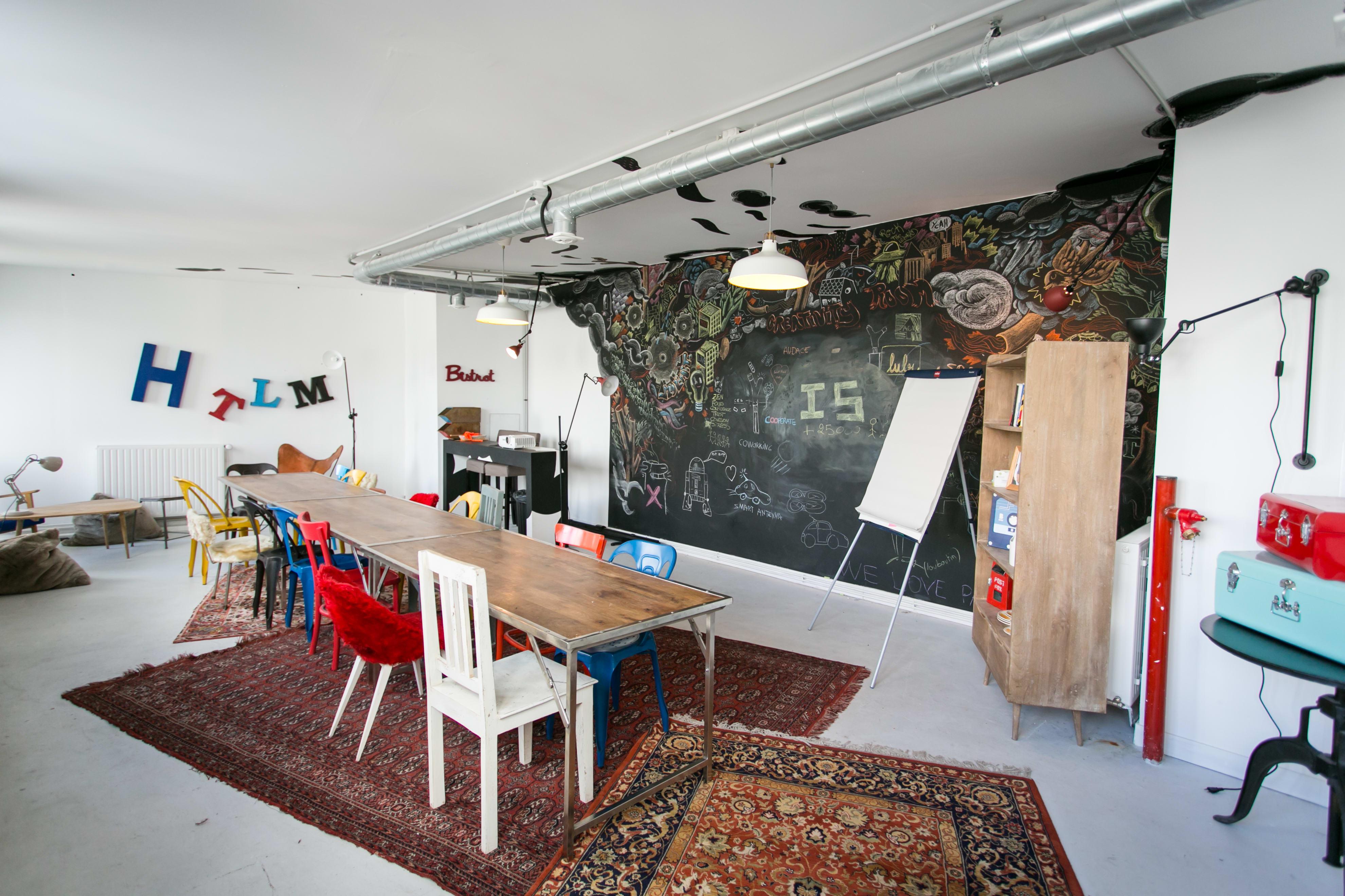 3118d5b69371ad Unique creative meeting spaces for rent   San Francisco, CA   Peerspace