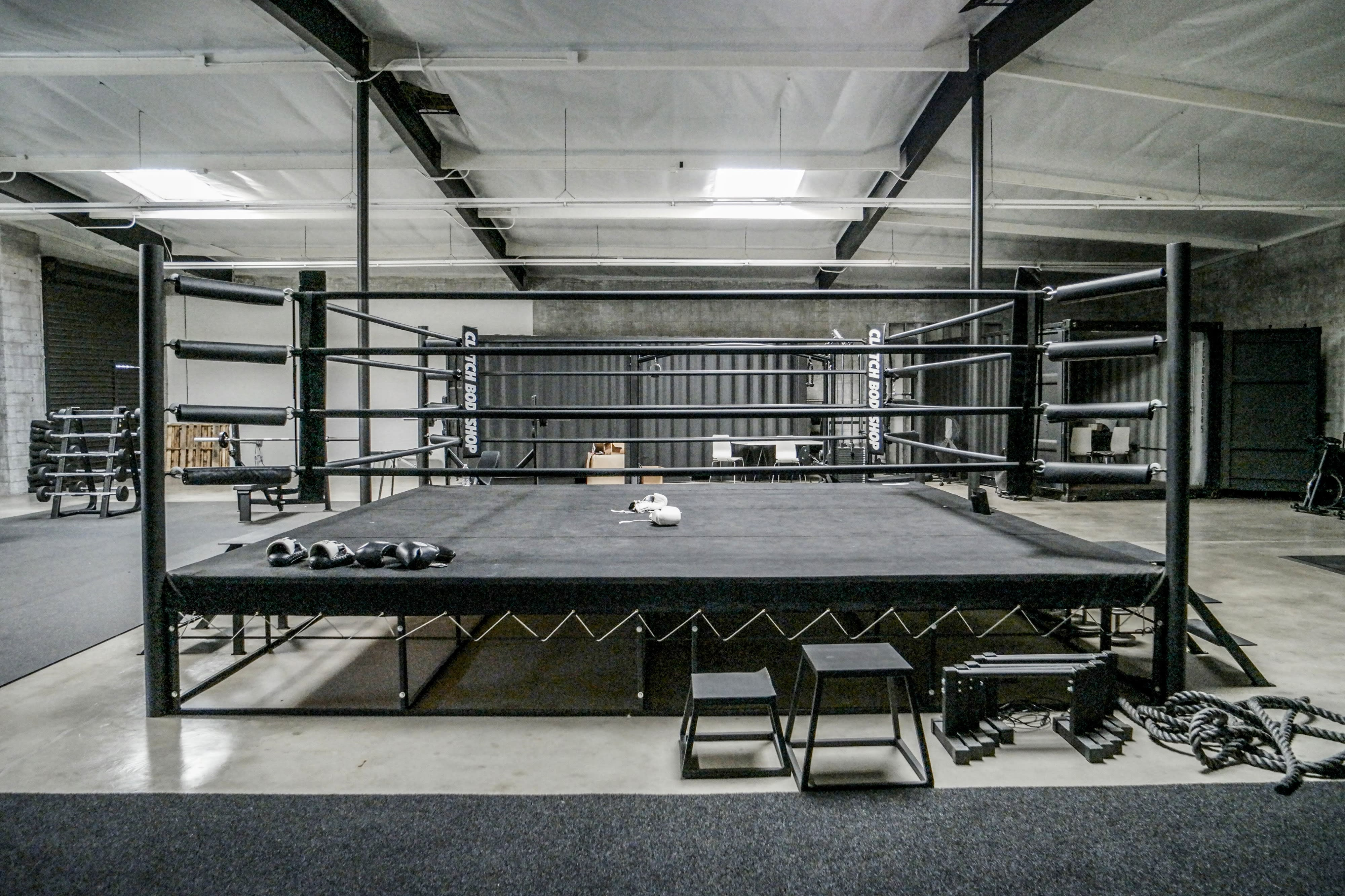 Unique gyms for rent | Los Angeles, CA | Peerspace