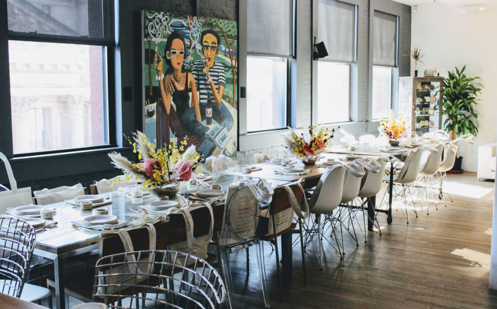 Baby shower venue in Greenpoint, Brooklyn, NY