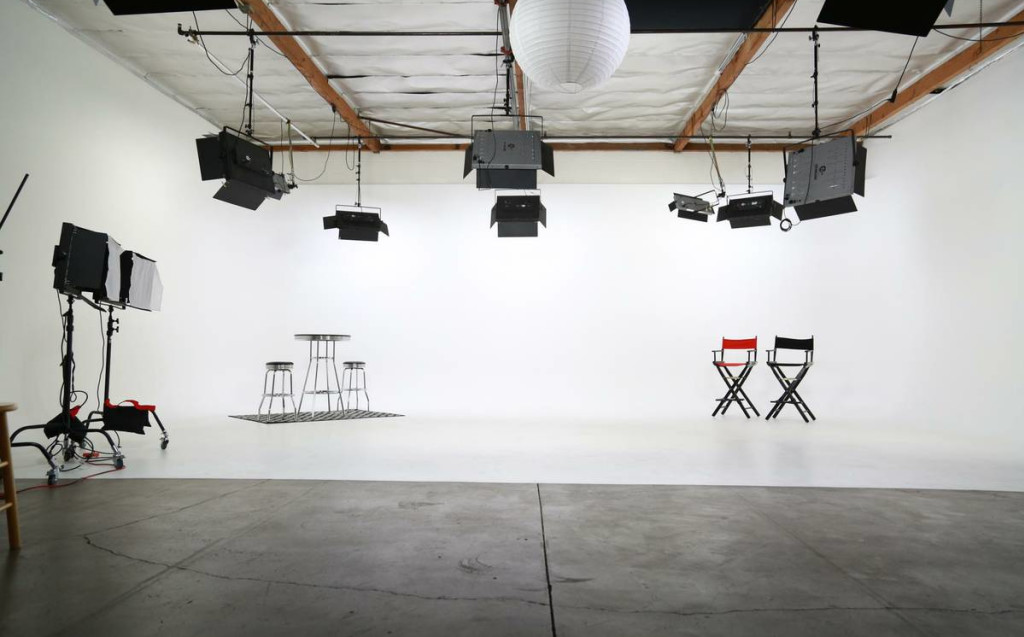 Film shoot location in Los Angeles, CA